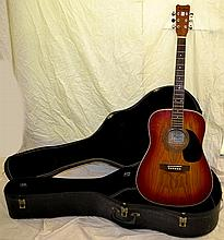 Hohner Guitar in Case