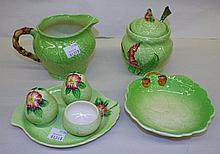 Grouping of Carltonware Dishes