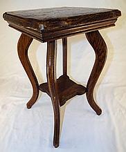 Oak Child's Size Table