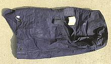 US Military Blue Canvas Bag