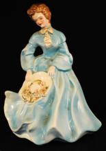 Pasadena California Pottery Figurine