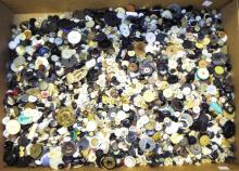 Large Group Of Buttons