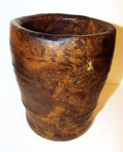 Small Wooden Bucket