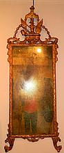 Important 18th Century Italian Mirror