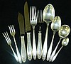 International Sterling Prelude Flatware Set