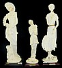 Grouping of G. Armani Figurines