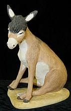 Carren Donkey Figurine