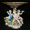 Meissen Full Figural Porcelain Center Piece
