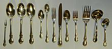 Towle Sterling Flatware Set