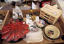 Group Of Miscellaneous Oriental Items