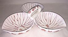 Made in Norway Pottery Serving Dish