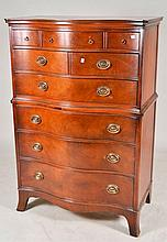 Drexel Travis Court Mahogany 5 pc. Bedroom Suite