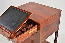 Mahogany Two Drawer Secretary
