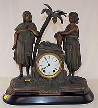 Seth Thomas Figural Clock