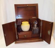 Men's Tobacco Cabinet