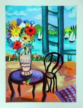 Shlomo Alter - Flower Vase