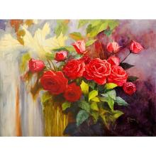 Rose Still Life Gallery Wrap