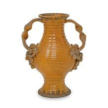 Italia Vase with Handles