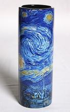 Van Gogh Starry Night Ceramic Vase