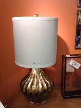 Champagne Curves Lamp