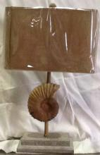 Shell Table Lamp - Right