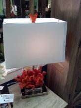 Coral Lamp-orange