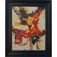 Abstract / 01A - Framed Oil
