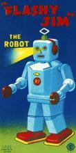 Retrobot - Flashy Jim - The Robot