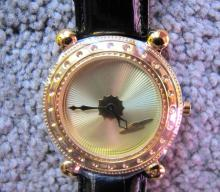 Erte Signed Mens Watch