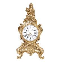 Charles Cressent Mantel Clock