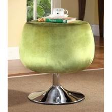 Swivel Stool - Apple Green