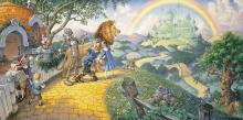 Scott Gustafson - The Wizard Of Oz
