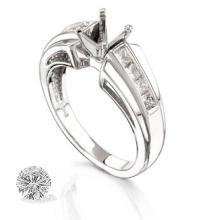 Ring...platinum 0.5ct Diamond Si2-si3 H