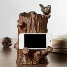 Little Bird Cellphone Holder with Bluetooth Speaker
