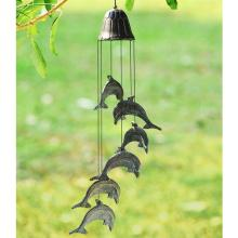 Diving Dolphin Windchime