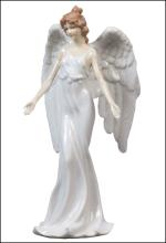 GUARDIAN ANGEL   OPEN ARMS (WHITE DRESS)