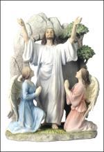RESURRECTION OF JESUS (LIGHT COLOR)