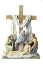 DESCENT FROM THE CROSS IN CALVARY (LIGHT COLOR)