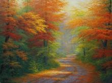 Charles White - Autumn Interlude Artist Proof 24x32