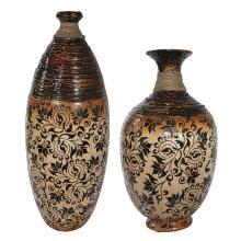 Malaga Vase Set of 2