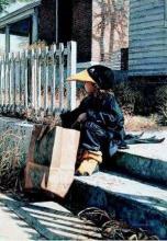 Steve Hanks - Little Black Crow
