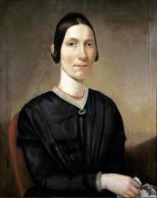 David Parr - Portrait Of Ann Cochrells