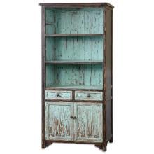 Dunixi Distressed Bookcase