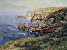 Henry Moret - Port Judy, Ile De Graix, Morbihan