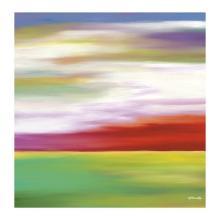 Mary Johnston - Prairie Abstract 11