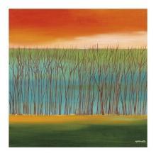 Mary Johnston - Prairie Abstract 5
