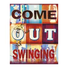 Mark Hobley - Come Out Swinging