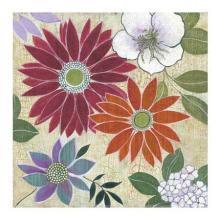 Lee Speedwell - Vintage Floral 2