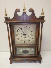 New England Mantle Clock