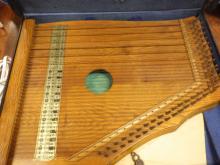 Piano Harp in Case